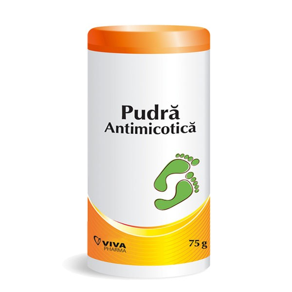 PUDRA ANTIMICOTICA (75 g) - Vitalia Pharma